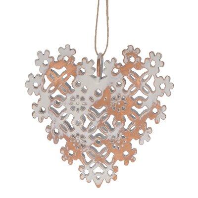 Inart Metal Hanging Heart
