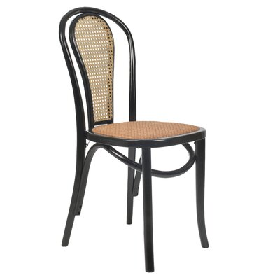 Inart Elm Wood Dining Chair