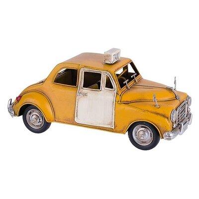 Inart Decorative Metal Taxi