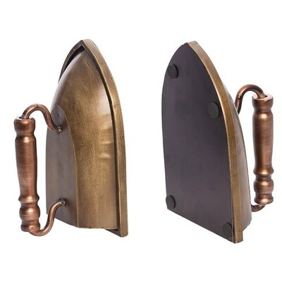 Inart Metal Bookend