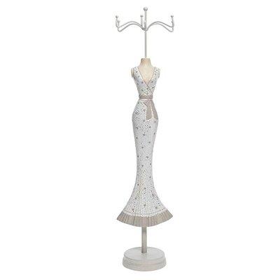 Inart Polyresin Mannequin Jewellery Holder