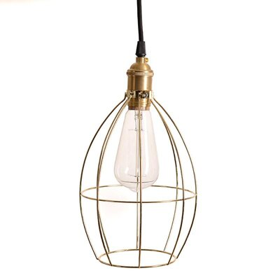 Inart 1 Light Foyer Pendant