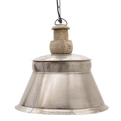 Inart 1 Light Bowl Pendant