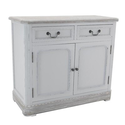Inart Wooden Cabinet