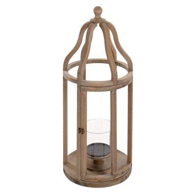 Inart Wooden Lantern