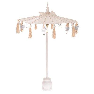 Inart Decorative Fabric Umbrella
