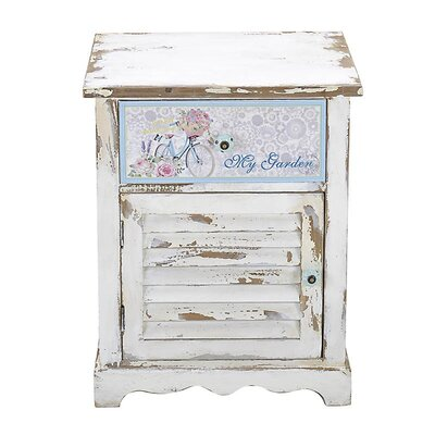 Inart Bedside Table
