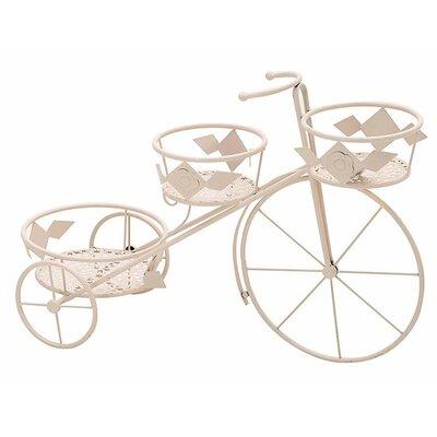 Inart Bike Flower Stand