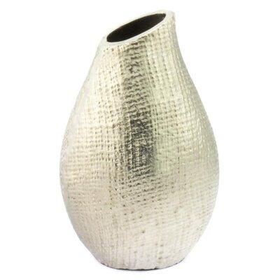 Inart Aluminium Vase