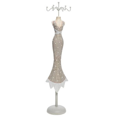 Inart Polyresin Mannequin Jewellery Holder