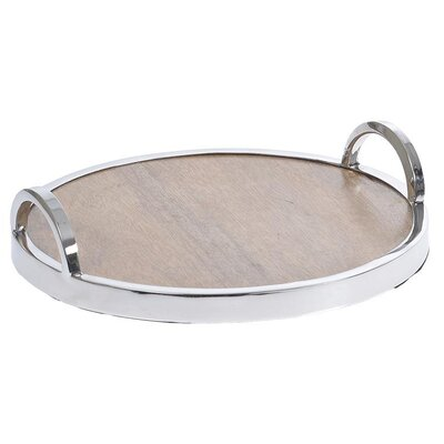 Inart Stainless Steel Tray