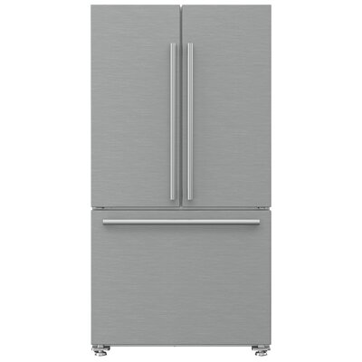 19.86 cu. ft. Energy Star Counter Depth French Door Refrigerator