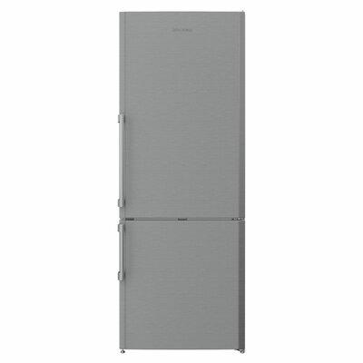 16.79 cu. ft. Energy Star Counter Depth Bottom Freezer Refrigerator with LED Lighting