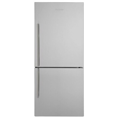 16.2 cu. ft. Energy Star Counter Depth Bottom Freezer Refrigerator Handle Location: Right