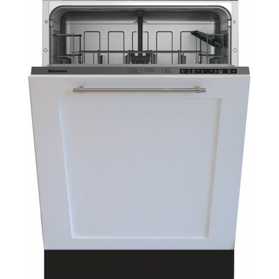 "24"" 48 dBA Built-In Dishwasher Color: White, Panel Ready: Yes"
