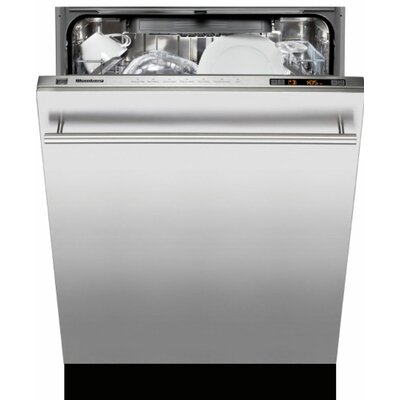 "24"" 48 dBA Built-In Dishwasher Panel Ready: No, Color: Stainless Steel"