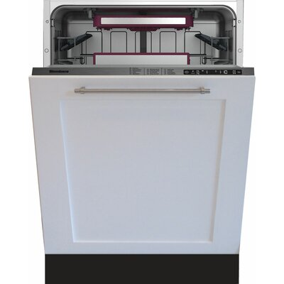 "24"" 42 dBA Built-In Dishwasher Color: White, Panel Ready: Yes"