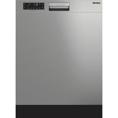 "24"" 48 dBA Built-In Front Dishwasher"