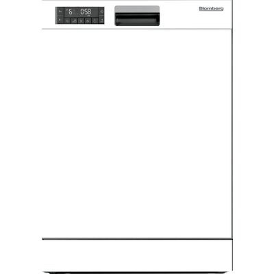 "24"" 49 dBA Built-In Front Dishwasher Color: White"