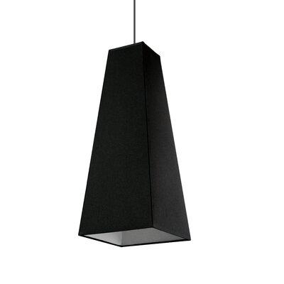 Pura Lux Pyramid 1 Light Mini Pendant