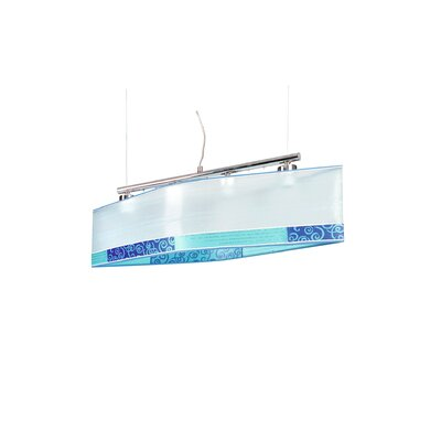 Pura Lux Oceano 3 Light Bar Pendant Light