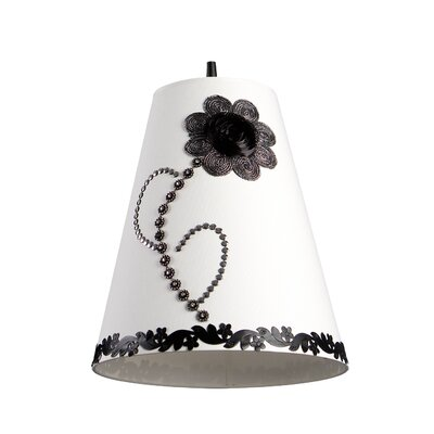 Pura Lux Fiore 1 Light Pendant