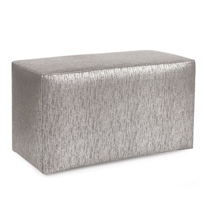 Josie Bench Color: Glam Pewter