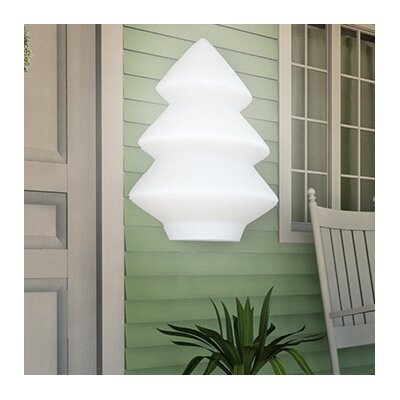Formidra Alba Light Tree Outdoor Wall Light