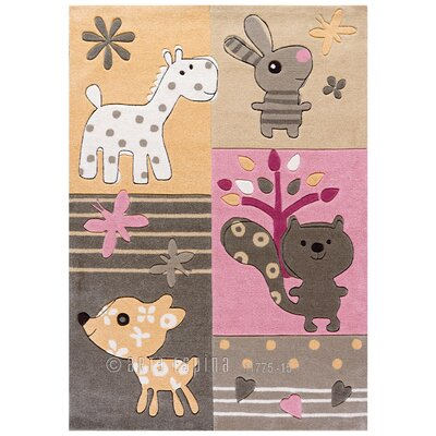 Arte Espina Kids Line Sam Multi-Coloured Rug