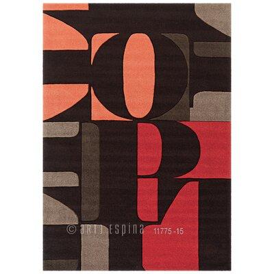 Arte Espina Modern Sam Black Rug