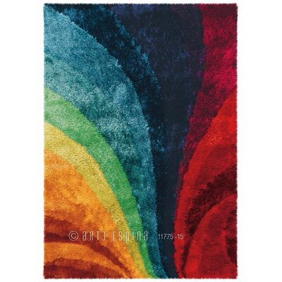 Arte Espina Lounge Funky Multi-Coloured Rug