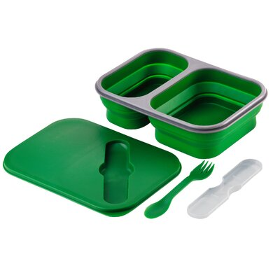 Wacky Practicals 25cm Collapsible Lunch Box