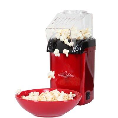 Gourmet Gadgetry Retro Diner Popcorn Machine