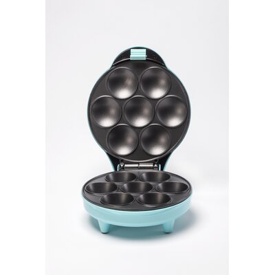 Gourmet Gadgetry Tea Party Non-Stick Vintage Cupcake and Muffin Maker