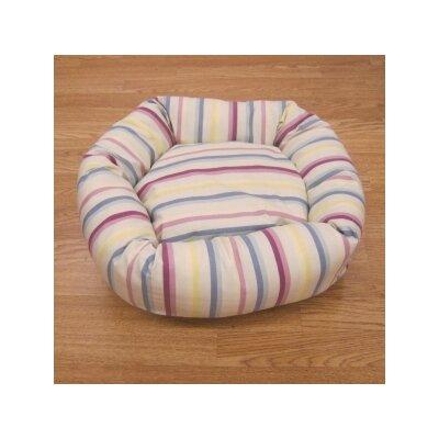 Duckydora Amalfi Pet Donut Bed in Multi-colour