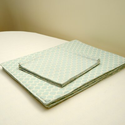Duckydora Sienna Napkin and Padded Placemat Set