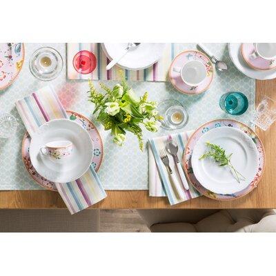 Duckydora Sienna Cotton Tablecloth