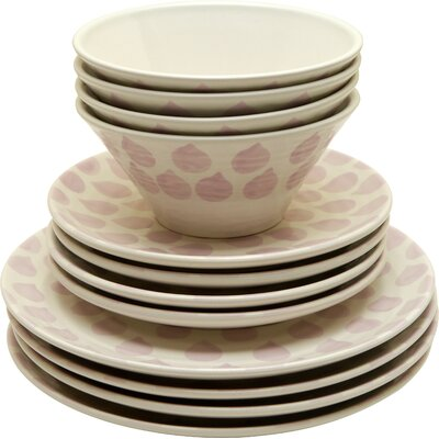 Duckydora Verona 12 Piece Dinnerware Set