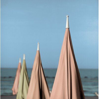 Alan Blaustein Grossetto Parasol 1 Photographic Print on Canvas