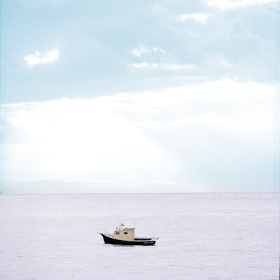 Alan Blaustein Campagnia Harbor 1 Photographic Print on Canvas