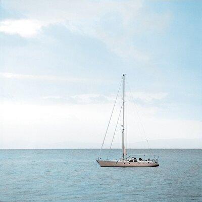 Alan Blaustein Campagnia Harbor 2 Photographic Print on Canvas