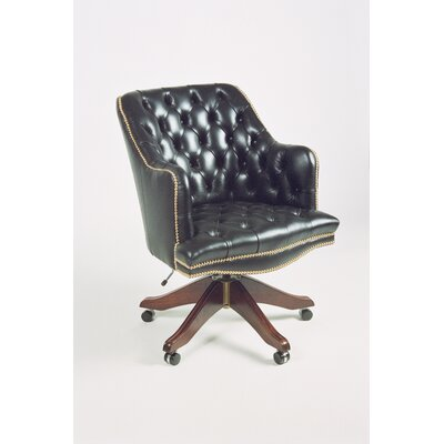 Curzon Gallery Collection Deans Mid-Back Desk Chair