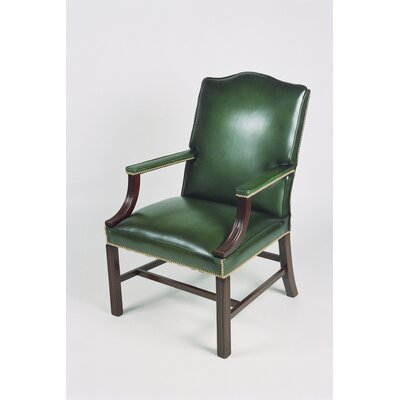 Curzon Gallery Collection Conference High-Back Leather Executive Chair