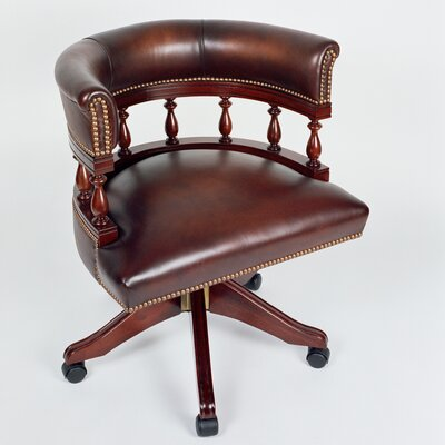 Curzon Gallery Collection Architects Mid-Back Bankers Chair