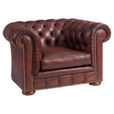 Curzon Gallery Collection Chesterfield Tub Chair