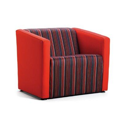 Fusion 10 Emerald Arm Chair