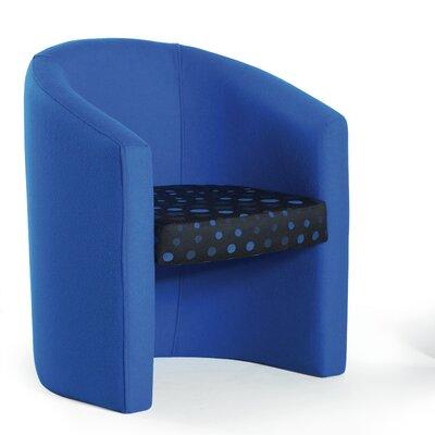 Fusion 10 Bluebird Barrel Chair