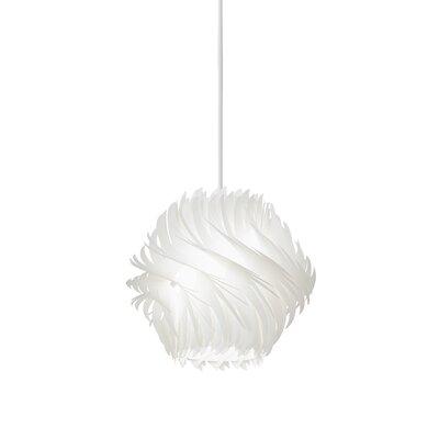 Daily Sales 1 Light Globe Pendant