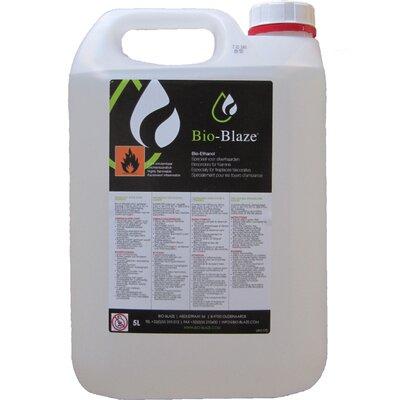 Bio-Blaze Bio-Ethanol Bottle