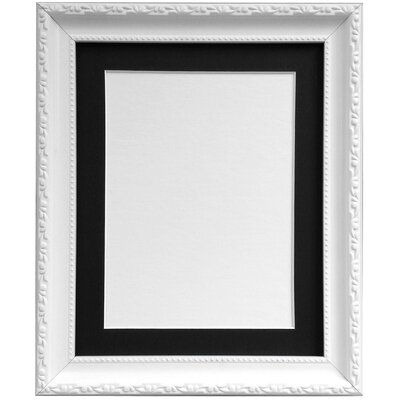 Frames By Post Picture Frame with black mount